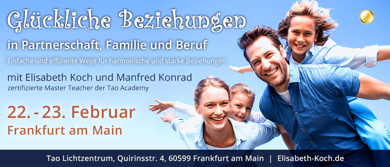 2020-02-22 | Glückliche Beziehungen in Partnerschaft, Familie und Beruf