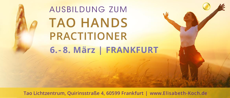2020-03-06 | Tao Hands Practitioner – Ausbildung