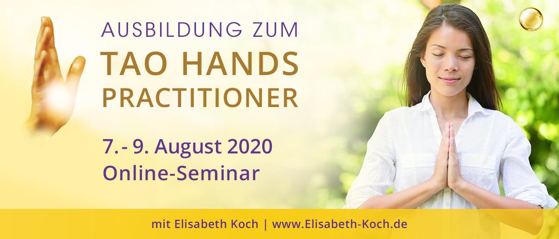 2020-09-07 | Tao Hands Practitioner – Ausbildung